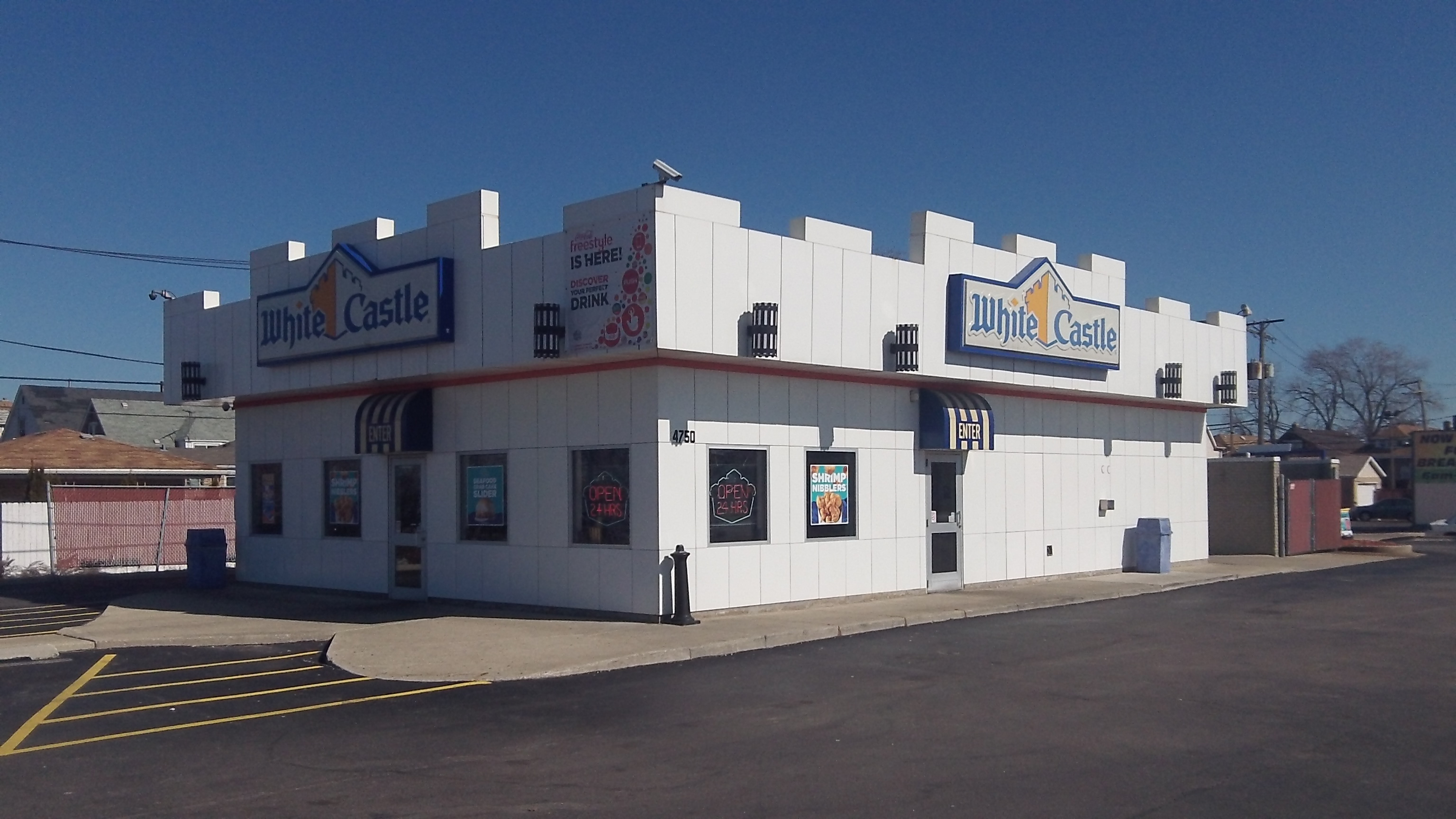 WHITE CASTLE System, Inc 63 rd and Cicero Avenue