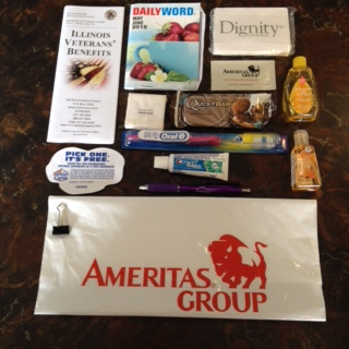 OPERATION EDDA - Homeless Person Survival Kit